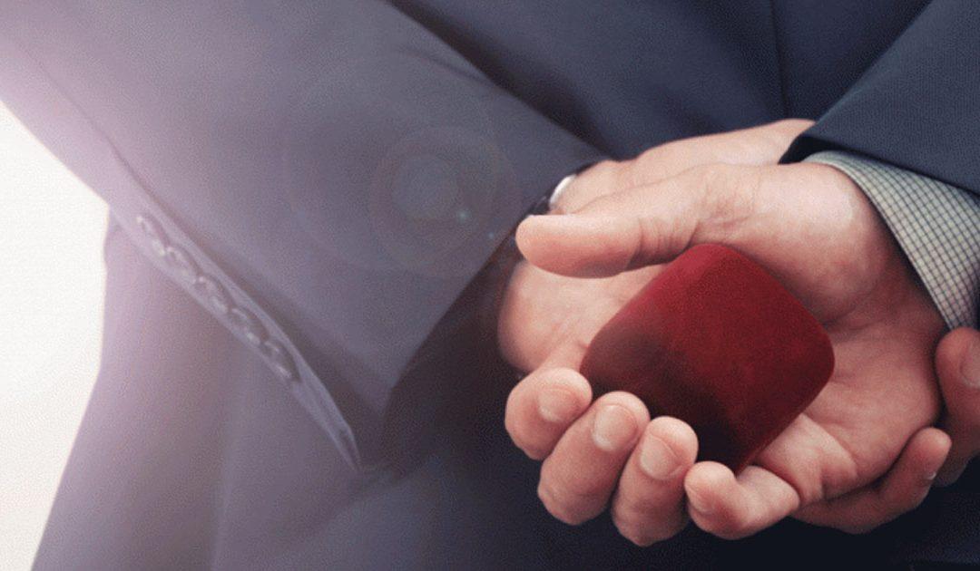 donde esconder el anillo de compromiso - como ocultar anillo de pedida de mano