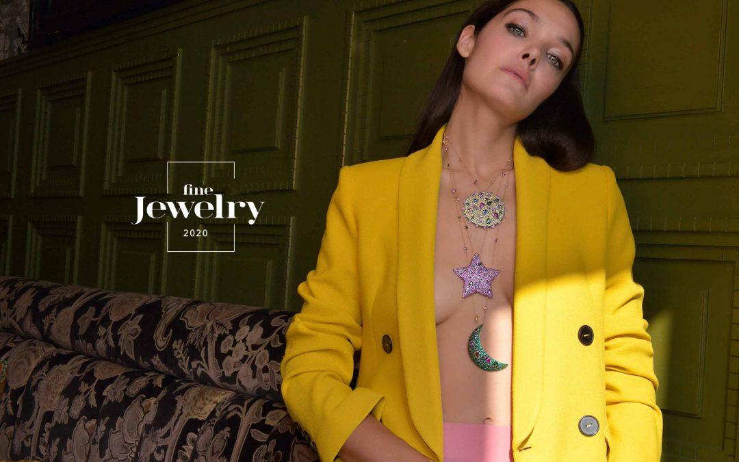 Tendencias de moda en joyas 2020