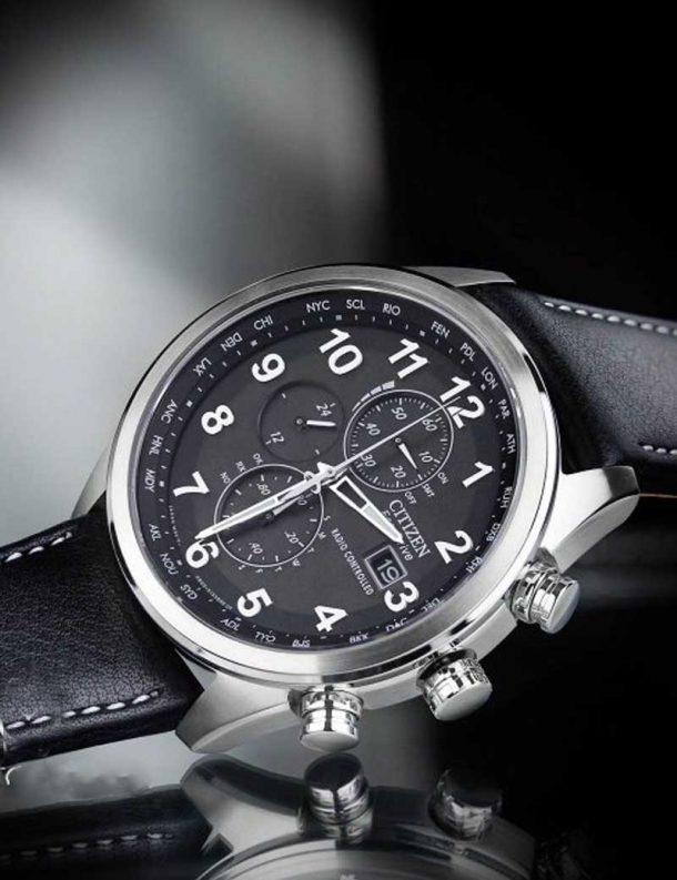 reloj citizen radiocontrol AT8011-04E s - reloj citizen ecodrive AT8011-04E - tienda relojes online - joyeria marga mira