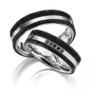 donde comprar alianzas boda negras - alianzas boda titanio carbono - anillos boda negros - joyeria marga mira (3)