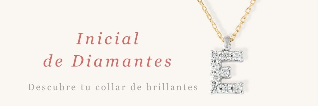 collares oro letras diamantes - gargantillas iniciales brillantes b colgantes nombres diamantes
